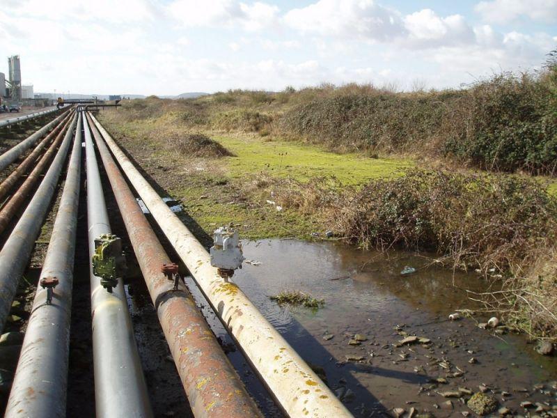 oil pipeline repairs