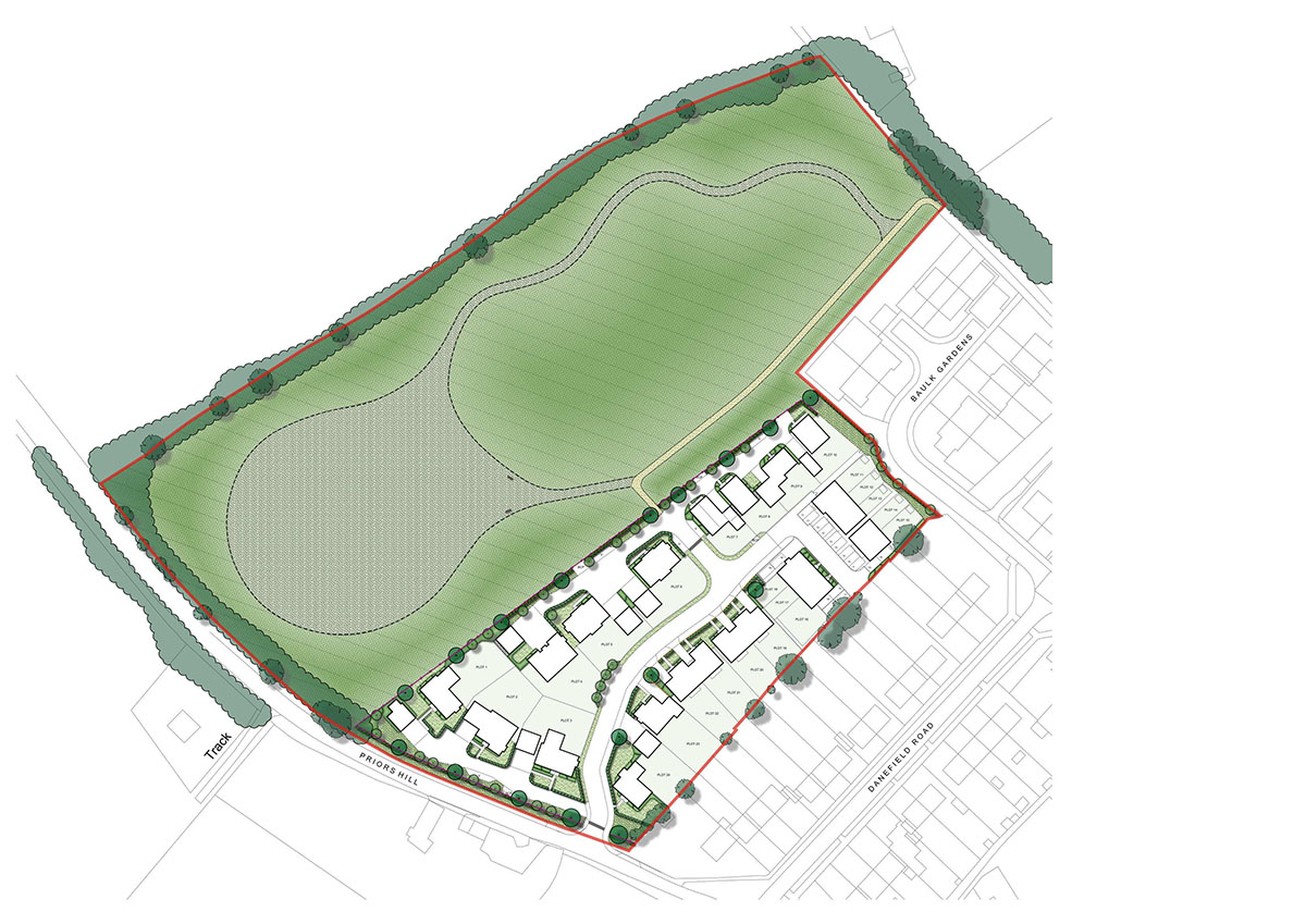 Scheme for Spitfire Homes in Pirton approved at committee | CSA